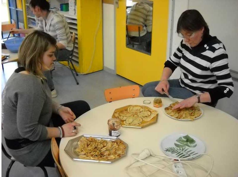 Ecole de villed mer l 39 atelier cuisine de f vrier for Atelier cuisine tours