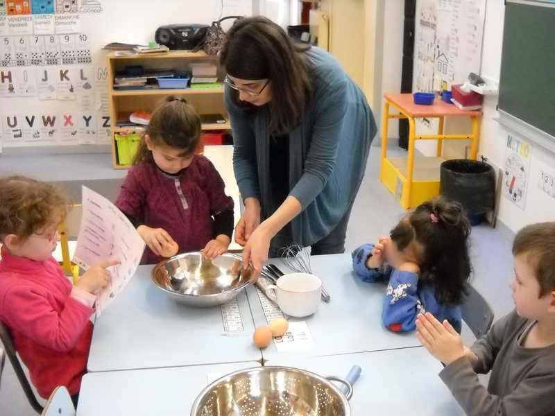 Ecole de villed mer l 39 atelier cuisine d 39 avril chez les ps ms for Atelier cuisine tours