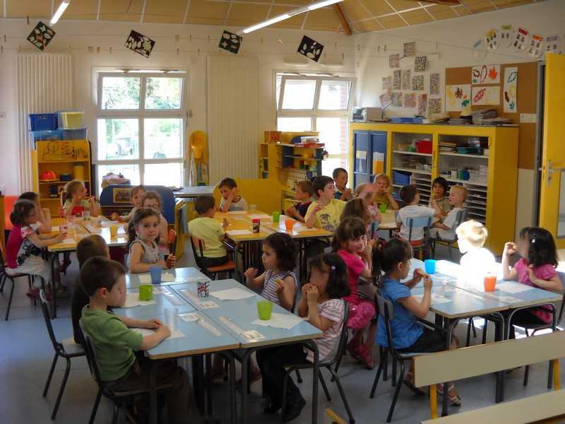 Ecole de villed mer l 39 atelier cuisine de mai chez les ps ms for Atelier cuisine tours