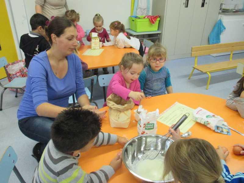Ecole de villed mer l 39 atelier cuisine de septembre chez for Atelier cuisine tours