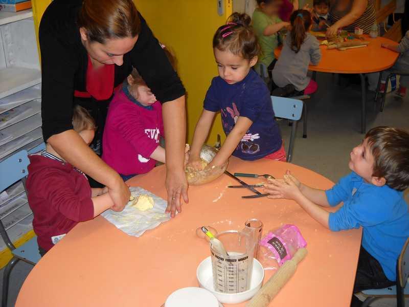 Ecole de villed mer l 39 atelier cuisine de d cembre chez for Atelier cuisine tours