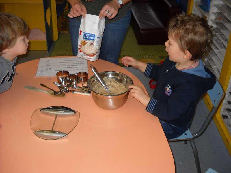 Ecole de villed mer l 39 atelier cuisine de d cembre for Atelier cuisine tours